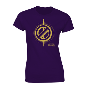 [Fantastic Beasts: Women's Fit T-Shirt: No Maj Icon (Product Image)]
