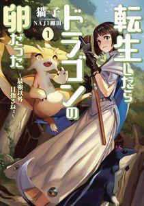 [Reincarnated As A Dragon Hatchling: Volume 1 (Light Novel) (Product Image)]