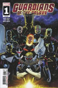 [Guardians Of The Galaxy #1 (Product Image)]