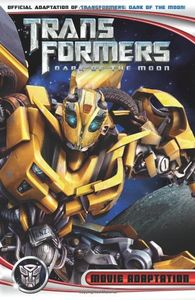 [Transformers 3: Dark Of The Moon: Movie Adaptation (Product Image)]