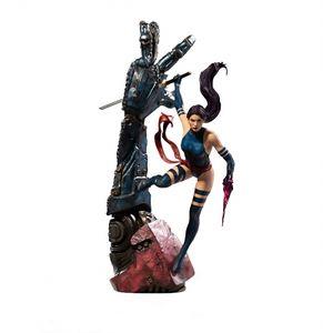 [X-Men: Art Scale Statue: Psylocke (Product Image)]