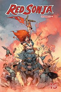 [Red Sonja #10 (Castro Variant) (Product Image)]