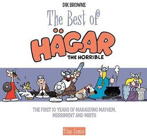 [The Best Of Hagar The Horrible (Hardcover) (Product Image)]