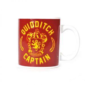 [Harry Potter: Mug: Quidditch Captain (Product Image)]