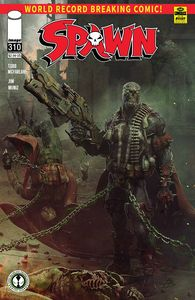 [Spawn #310 (Cover C Barends) (Product Image)]
