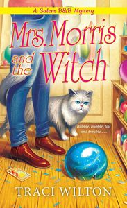 [Salem B&B: Book 2: Mrs. Morris & The Witch (Product Image)]