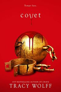 [Crave: Book 3: Covet (Product Image)]