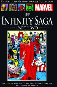 [Marvel: Graphic Novel Collection: Volume 174: The Infinity Saga: Part 2 (Product Image)]