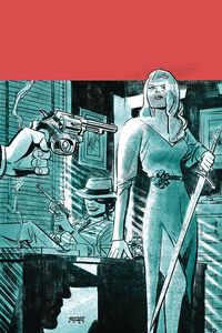 [Vampirella/Red Sonja #7 (Romero Virgin Variant) (Product Image)]