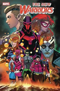 [New Warriors #1 (Product Image)]
