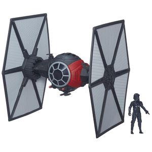 [Star Wars: The Force Awakens: Class 2 Deluxe Vehicles: First Order TIE Fighter Vehicle (Product Image)]