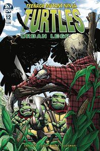 [Teenage Mutant Ninja Turtles: Urban Legends #12 (Cover A Fosco) (Product Image)]