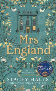[Mrs England (Hardcover) (Product Image)]