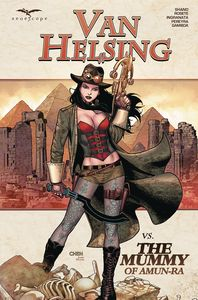 [Van Helsing Vs The Mummy Of Amun-Ra (Product Image)]
