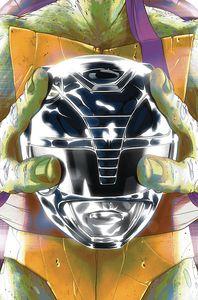 [Power Rangers/Teenage Mutant Ninja Turtles #5 (Don Montes) (Product Image)]