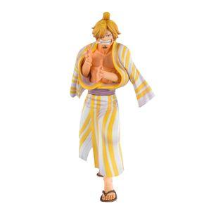 [One Piece: Figuarts ZERO PVC Statue: Sanji (Sangoro) (Product Image)]