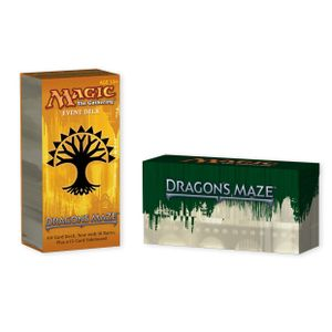 [Magic The Gathering: Dragon's Maze: Event Deck (Product Image)]