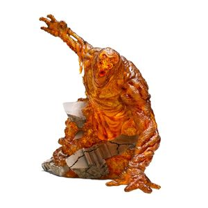 [Spider-Man: Far From Home: Art Scale Statue: Molten Man (Product Image)]