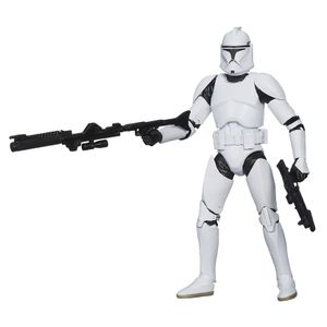 [Star Wars: Black Series: Wave 2 Action Figures: Clonetrooper Episode II (6 Inch) (Product Image)]