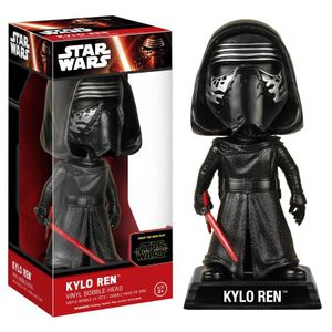 [Star Wars: The Force Awakens: Wacky Wobblers: Kylo Ren (Product Image)]
