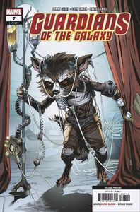 [Guardians Of The Galaxy #7 (2nd Printing Cory Smith Variant) (Product Image)]