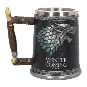 [Game Of Thrones: Tankard: Winter Is Coming (Product Image)]