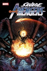 [Savage Avengers #22 (Product Image)]