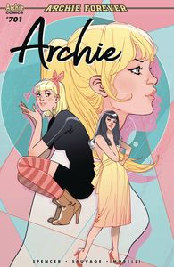 [Archie #701 (Cover A Sauvage) (Product Image)]