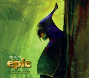 [Art Of Epic (Limited Edition Hardcover) (Product Image)]