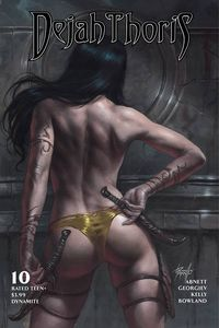 [Dejah Thoris (2019) #10 (Cover A Parrillo) (Product Image)]