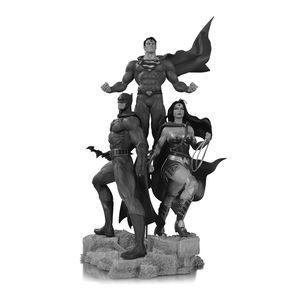 [DC: Designer Series Statue: Trinity By Jason Fabok (Product Image)]