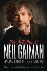 [Artistry Of Neil Gaiman: Finding Light In The Shadows (Product Image)]