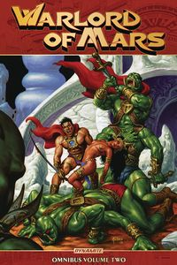 [Warlord Of Mars: Omnibus: Volume 2 (Product Image)]