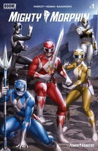 [Mighty Morphin #1 (Cover C Yoon Connecting Variant) (Product Image)]