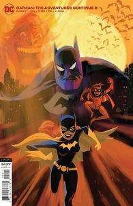 [Batman: The Adventures Continue #8  (Ronnie Del Carmen Variant) (Product Image)]