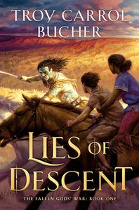 [Fallen Gods' War: Book 1: Lies Of Descent (Hardcover) (Product Image)]
