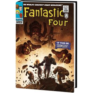 [Fantastic Four: Omnibus: Volume 2 (Ladronn DM Variant New Printing Hardcover) (Product Image)]