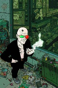 [Absolute Transmetropolitan: Volume 1 (New Edition Hardcover) (Product Image)]