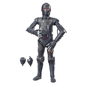 [Star Wars: Black Series Action Figure: 0-0-0 (Triple Zero) (Product Image)]