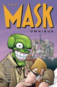 [Mask Omnibus: Volume 2 (Second Edition) (Product Image)]