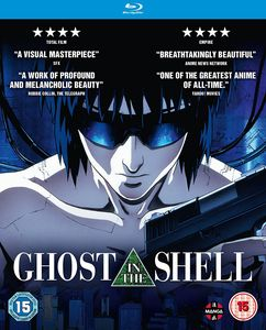 [Ghost In The Shell (Blu-Ray) (Product Image)]