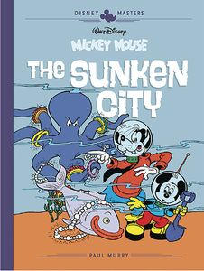 [Disney Masters: Volume 1: The Sunken City (Hardcover) (Product Image)]