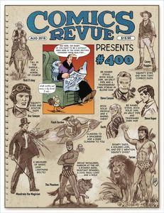 [Comics Revue Presents August 2019 (Product Image)]