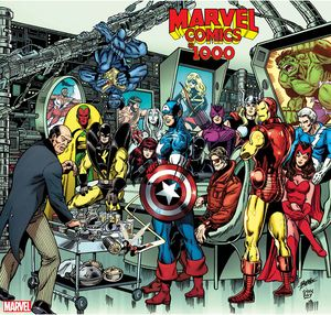 [Marvel Comics #1000 (Perez Hidden Gem Variant) (Product Image)]