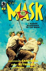 [Mask: I Pledge Allegiance To The Mask #3 (Cover A Reynold) (Product Image)]