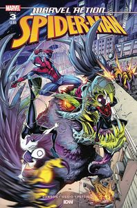[Marvel Action: Spider-Man #3 (Ossio) (Product Image)]