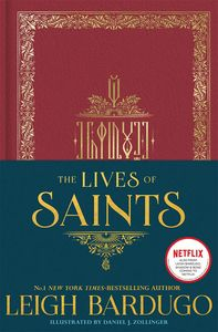 [The Lives Of Saints (Hardcover) (Product Image)]
