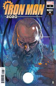 [Iron Man: 2020 #1 (Ward Marvels X Variant) (Product Image)]