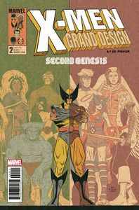 [X-Men: Grand Design: Second Genesis #2 (Product Image)]