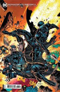 [Batman/Fortnite: Zero Point #3 (Jim Lee Card Stock Variant) (Product Image)]